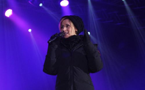 9 января - день рождения любимой певицы ижевчан Лары Фабиан