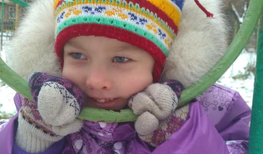 Нужна помощь: 6-летняя Арина из Ижевска мечтает ходить