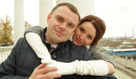 Ижевские молодожены: эскиз кольца на помолвку муж придумал сам