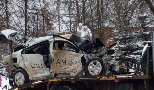 В аварии на трассе Ижевск - Малая Пурга погибла девушка-визажистка