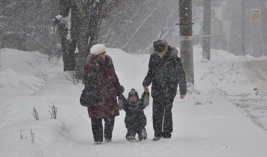 Новые снегопады и январские гадания: о чем утром говорят в Ижевске