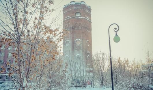 Фоторепортаж: заснеженный город и зимние красоты Удмуртии