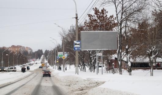 Снесены ли рекламные щиты в Ижевске?