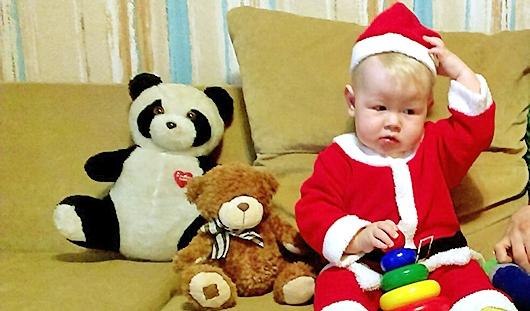 Халк и дьяволенок: самые оригинальные новогодние костюмы юных ижевчан