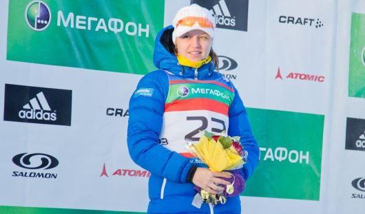 Сборная Белоруссии досрочно рассталась с удмуртской биатлонисткой Викторией Перминовой