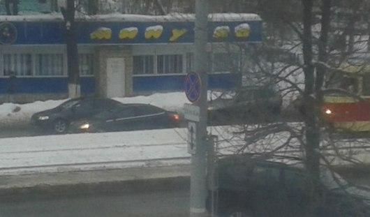 В Ижевске около «Океана» появились знаки «Остановка запрещена»