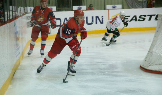 Ижевские хоккеисты сыграют с гостями из Казахстана