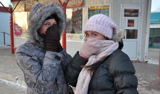 К концу недели в Ижевск придут 30-градусные морозы