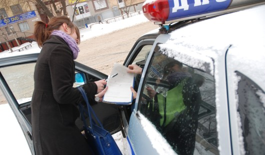 В Ижевске за первые 10 дней 2015 года оштрафованы 312 нетрезвых водителей