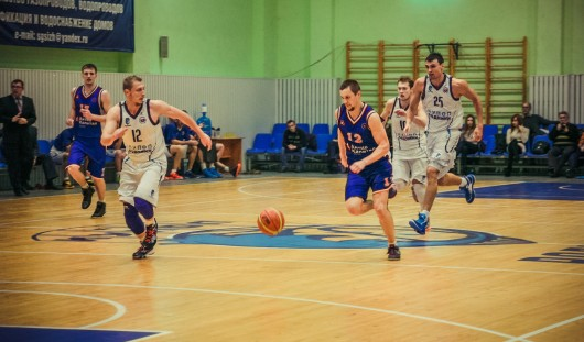 С разницей в 16 очков баскетболисты Ижевска проиграли на выезде