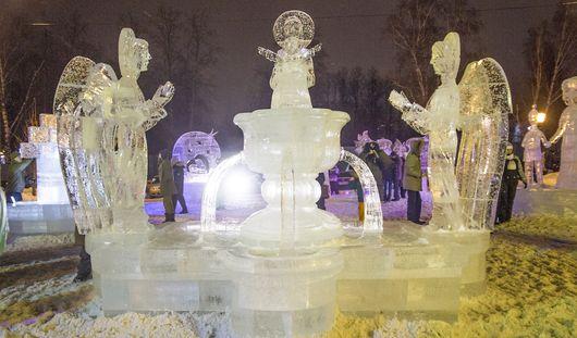 Ледовые ангелы и 12-летняя автомобилистка: о чем утром говорят в Ижевске