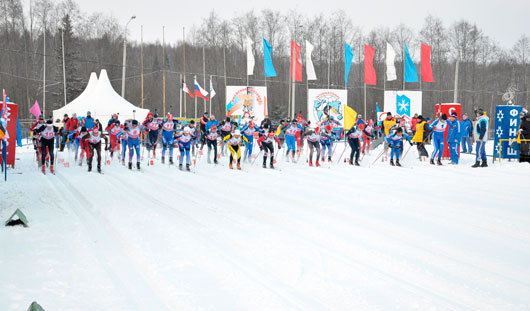 На XXVII Всемирной зимней Универсиаде 2015 года Удмуртию представят два лыжника