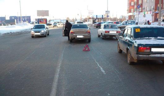 В Ижевске на пешеходном переходе сбили 11-летнего мальчика