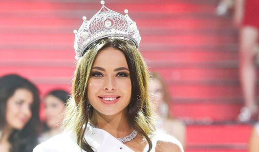 На конкурсе Мисс Вселенная-2014 Россию представит Юлия Алипова