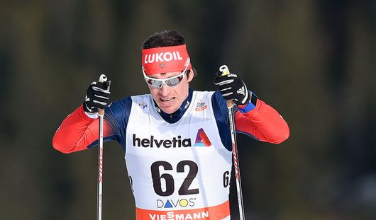 Удмуртский лыжник Максим Вылегжанин выиграл скиатлон на этапе Кубка мира в Рыбинске