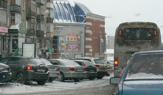 Появятся ли в Ижевске платные парковки?