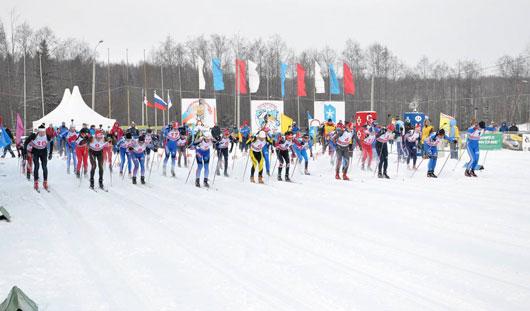 Лыжница из Удмуртии Лилия Васильева завоевала бронзовую медаль на зимней Универсиаде