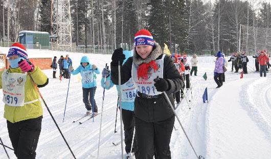 «Лыжня России-2015» стартует в Ижевске 7 февраля