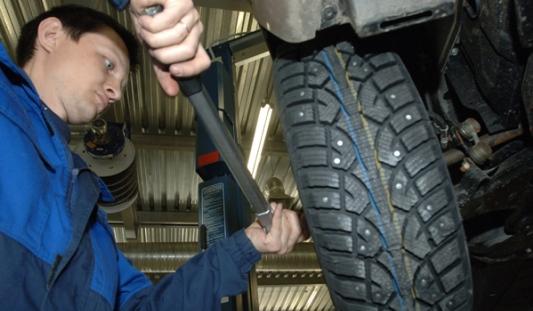 В России предлагают штрафовать за использование шин не по сезону на 10 000 рублей