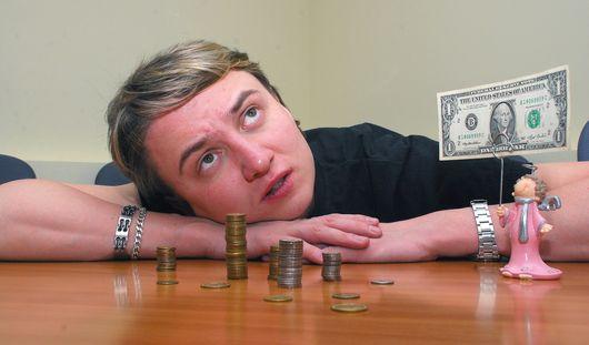 Жителям России могут запретить брать кредиты в валюте