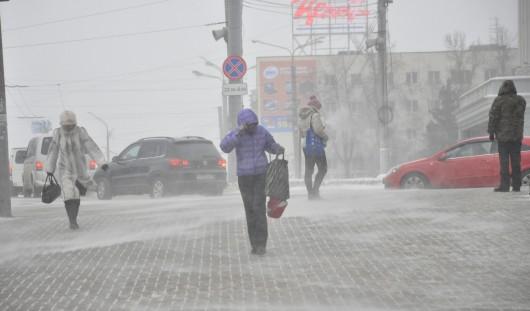 В Ижевске ожидается усиление ветра до 15-20 метров в секунду