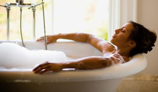 Какие ванны помогут избавить ижевчан от простуды и стресса