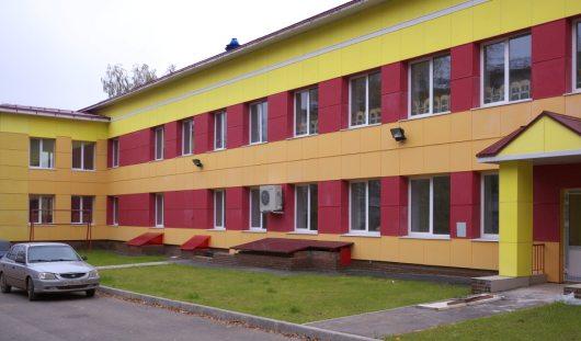 Новый детский сад открыли на улице Зенитной в Ижевске