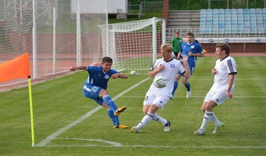 Ижевские футболисты начали готовиться к весенней части сезона