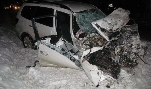 В Удмуртии во вторник в ДТП погиб пешеход