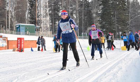 Ижевчане смогут бесплатно доехать к месту старта «Лыжни России»