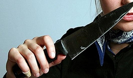 Ижевчанка ранила ножом своего сожителя
