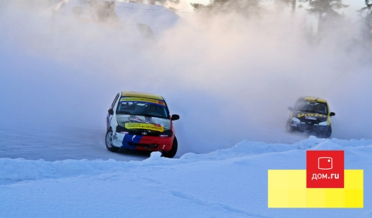 Скорость, снег и рев моторов