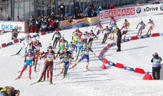 Три биатлониста из Удмуртии вошли в состав сборной России на юниорский ЧМ-2015