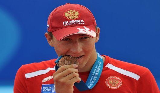 Ижевчанин Сергей Большаков завоевал «золото» чемпионата ПФО по плаванию