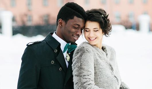 Ижевские молодожены: Одну свадьбу сыграли в России, впереди вторая – в Нигерии