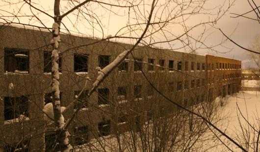 Заброшенные здания в Ижевске – часть 2