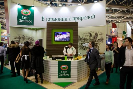 Свыше 3 000 человек в день посещают стенды предприятий «КОМОС ГРУПП» на выставке «Продэкспо-2015»