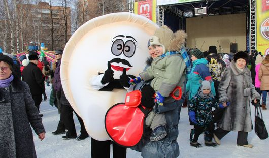 «День пельменя» в Ижевске: необычный керлинг и кухня разных стран
