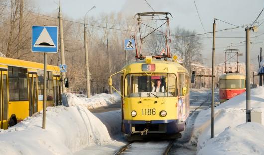 Общественный транспорт Ижевска обновит цветовые обозначения маршрутов