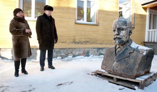 «КОМОС ГРУПП» восстановит бюст П.И. Чайковского
