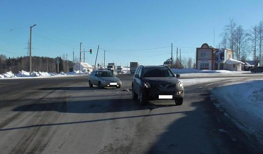 18 февраля на дорогах Удмуртии в трех ДТП пострадали 4 человека