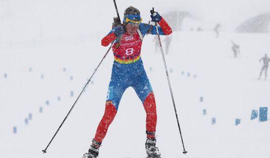 Биатлонистка из Удмуртии Ульяна Кайшева заняла 6-е место на Чемпионате мира по биатлону