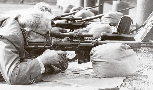 Есть повод: сегодня исполнилось бы 95 лет великому конструктору Евгению Драгунову
