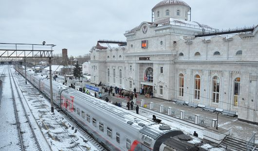 Пригородные поезда Ижевска изменят свое расписание в День защитника Отечества