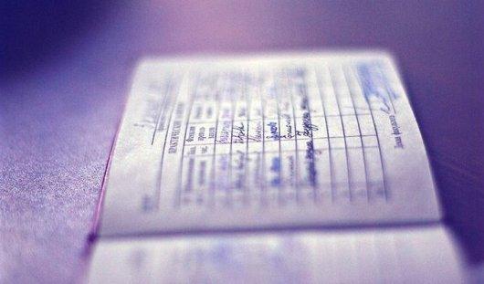 В Удмуртии грабитель забыл на месте преступления зачетную книжку