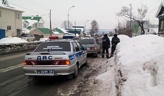 В Ижевске за 5 дней спецоперации «Маячок» 20 водителей не пропустили спецавтомобили