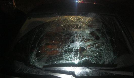 23 февраля в Удмуртии под колеса автомобиля попал 32-летний мужчина
