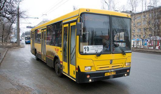 Весной проезд в автобусах Ижевска будет стоить на 10% дешевле