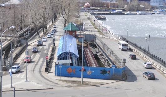 С 4 марта по 15 мая в Ижевске будет ограничено движения для транспорта по улице Дерябина
