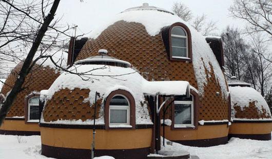 Конструкторы и купола: из чего строят дома в Ижевске